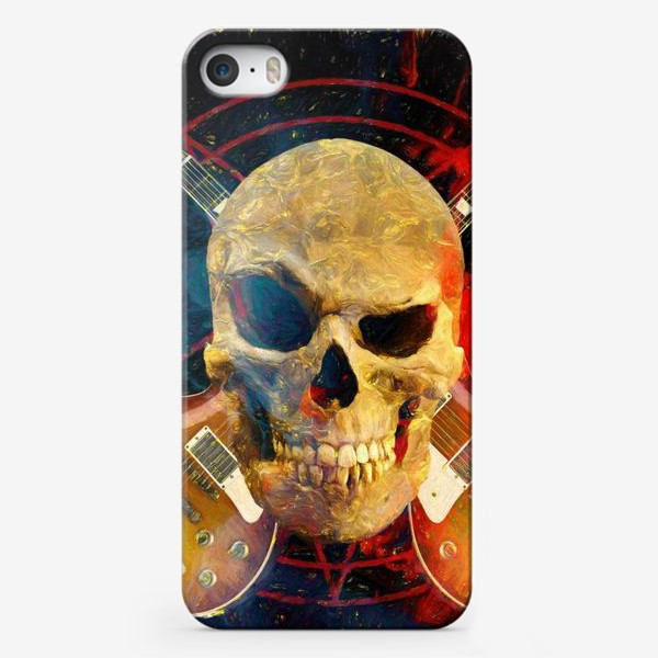 Чехол iPhone «Каверы Пушного»
