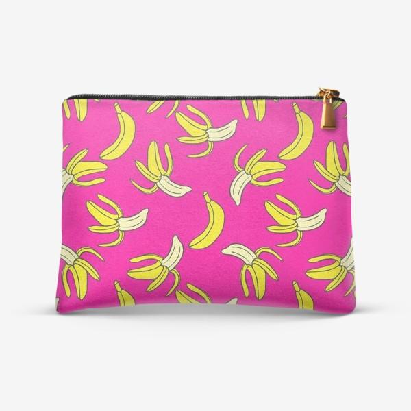 Косметичка «Банановый паттерн»