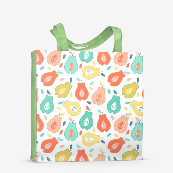 Сумка-шоппер «Спелые фрукты»