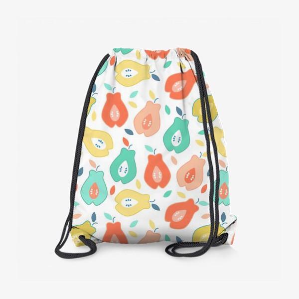 Рюкзак «Спелые фрукты»