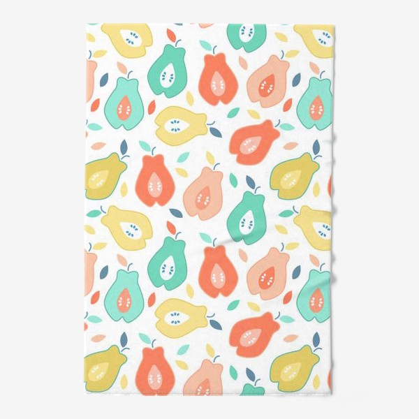 Полотенце «Спелые фрукты»