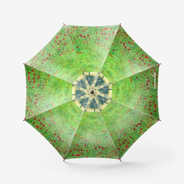 Зонт «Летний пейзаж. »