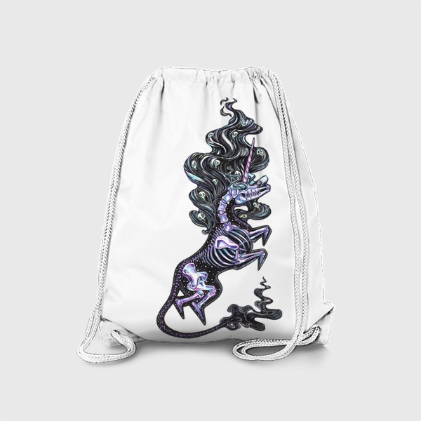 Рюкзак «Темный Единорог»