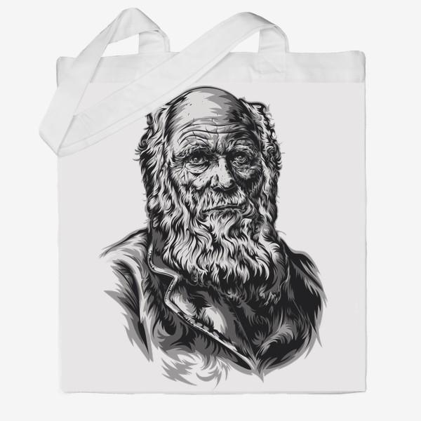 Сумка хб «Дарвин»
