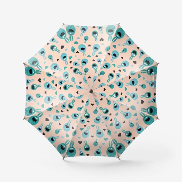 Зонт «С пасхой Вас!»