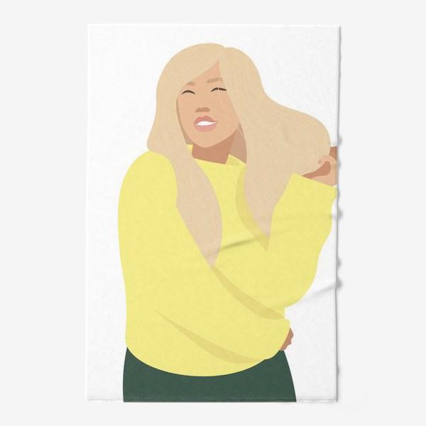 Полотенце «День блондинок»