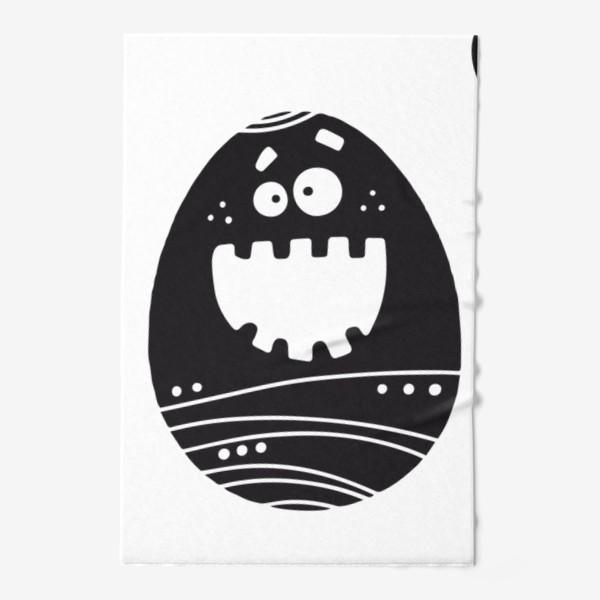 Полотенце «Веселый пасхальный паттерн»