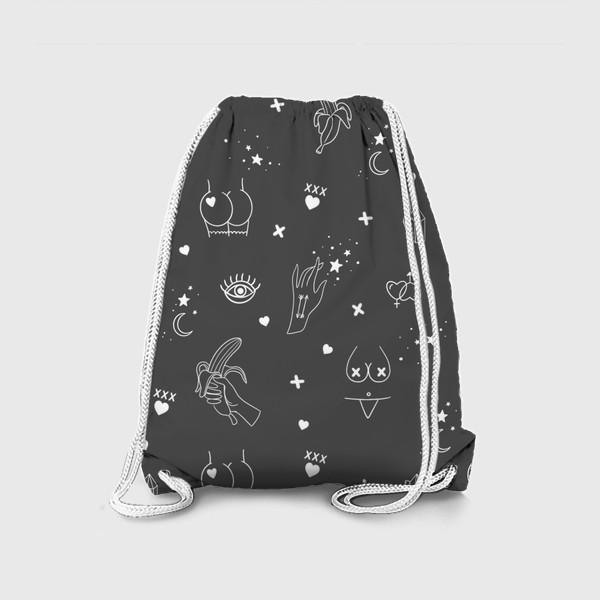 Рюкзак «Узоры 18+ 2»