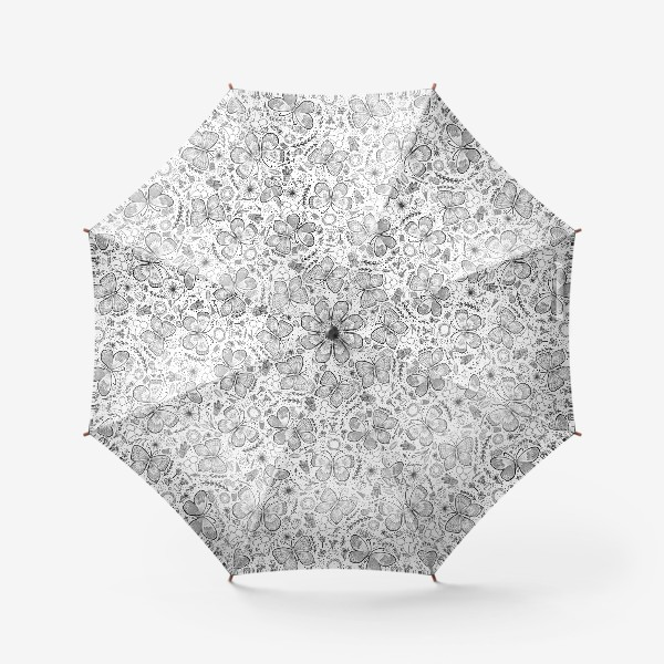 Зонт «Бабочки »