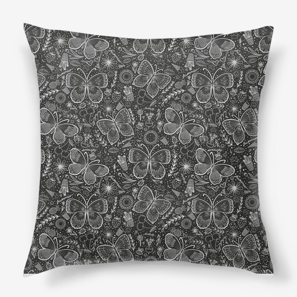Подушка «Бабочки 2»