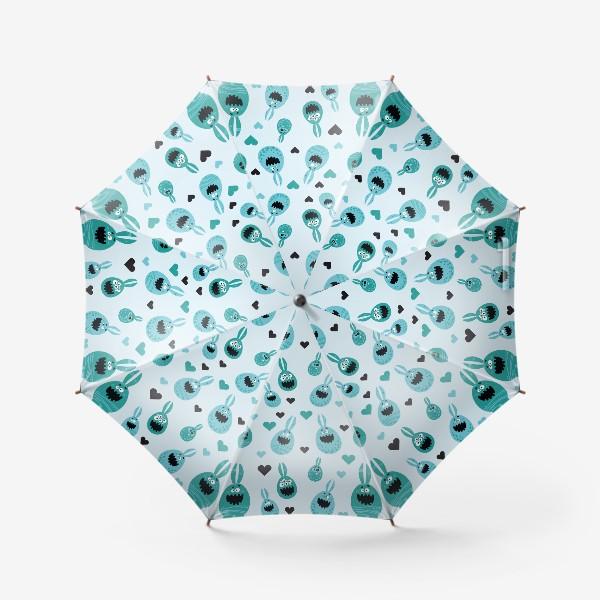 Зонт «Пасхальный паттерн»