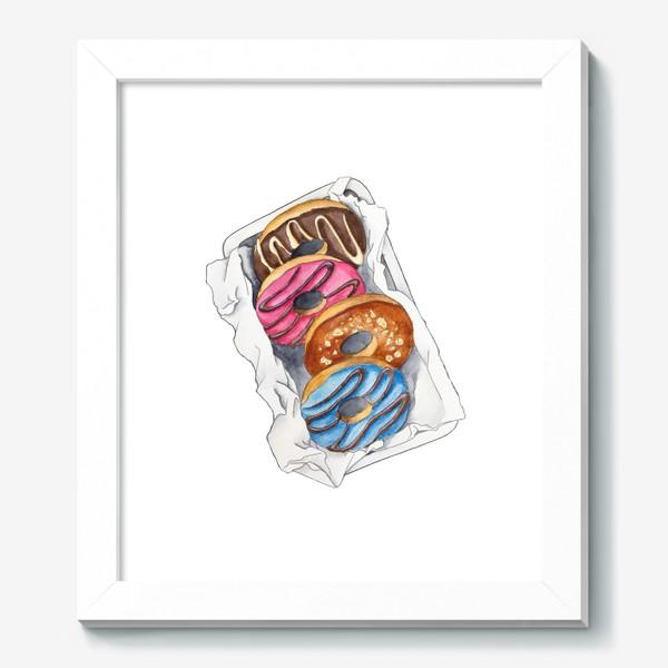 Картина «Пончики»