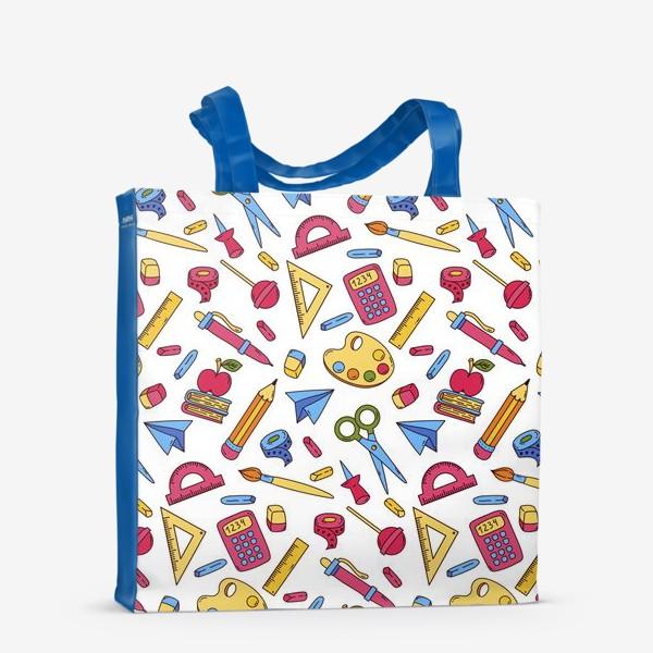 Сумка-шоппер «Снова в школу»
