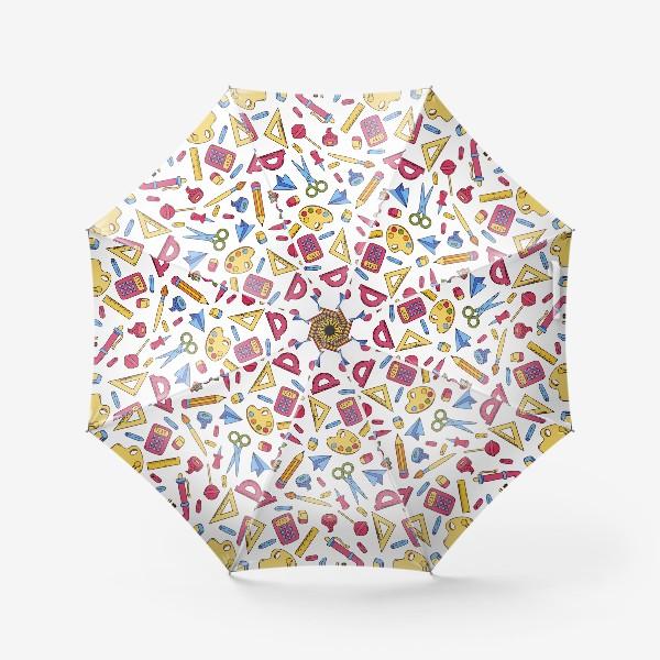 Зонт «Снова в школу»