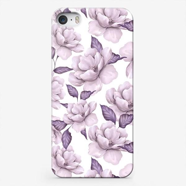 Чехол iPhone «Нежные цветы»