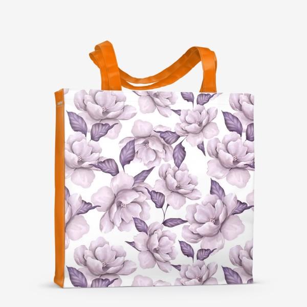 Сумка-шоппер «Нежные цветы»