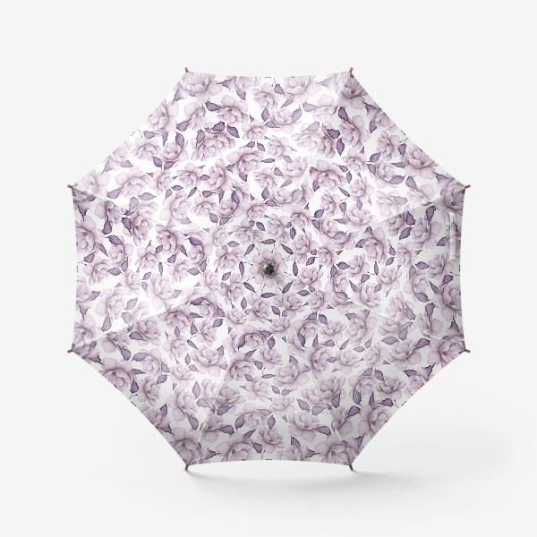 Зонт «Нежные цветы»