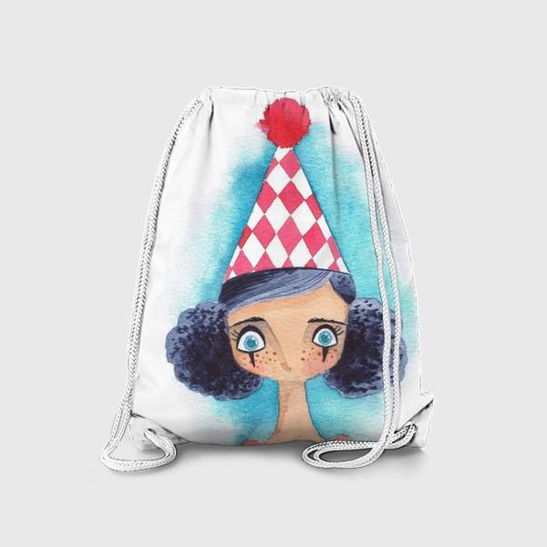 Рюкзак «клоунесса»