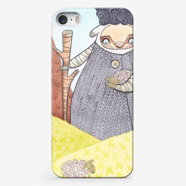 Чехол iPhone «пастух»