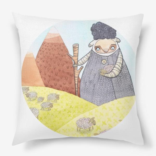 Подушка «пастух»