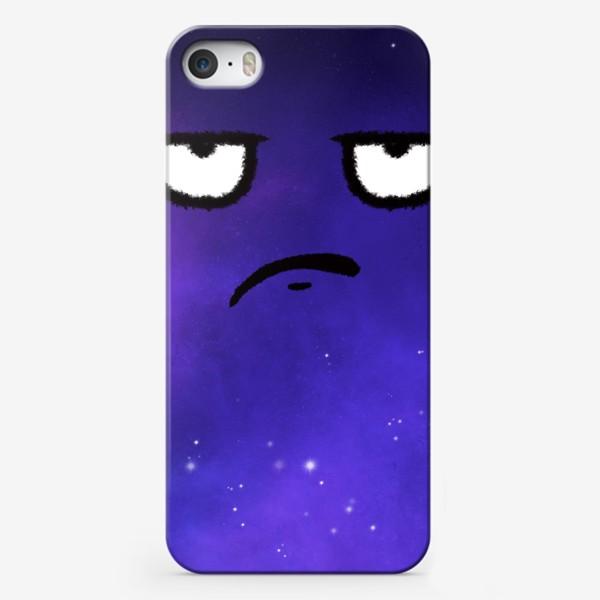 Чехол iPhone «Ретроградный Меркурий»