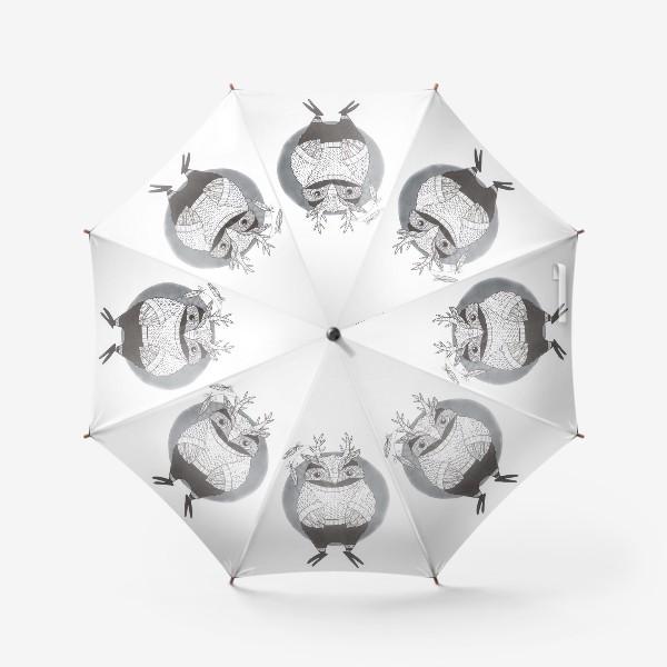 Зонт «филин»