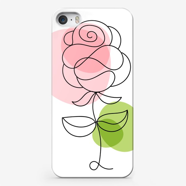 Чехол iPhone «Roses»