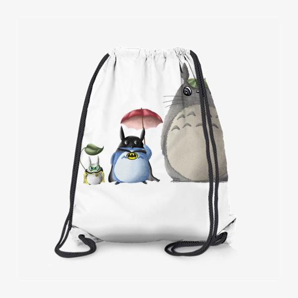 Рюкзак «Тоторо и Ко»