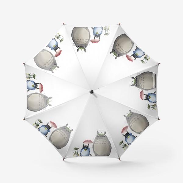 Зонт «Тоторо и Ко»