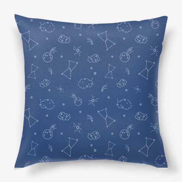 Подушка «Ночное небо»