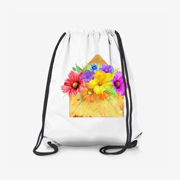 Рюкзак «Письмо из лета»
