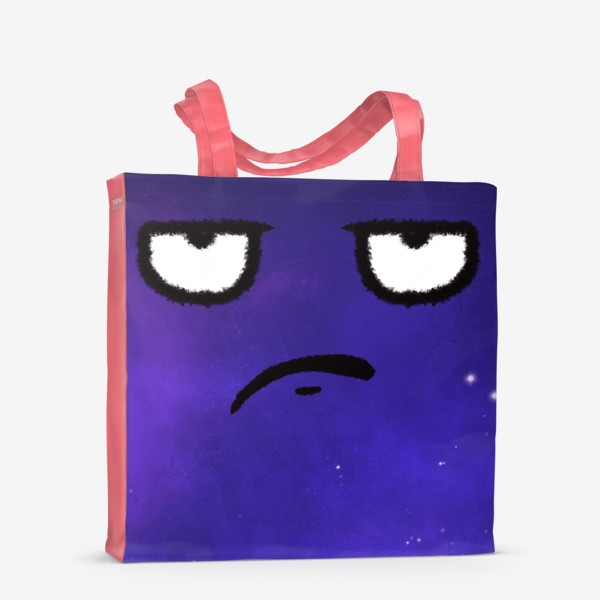 Сумка-шоппер «Ретроградный Меркурий»