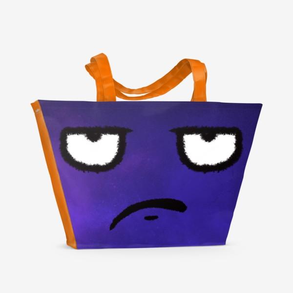 Пляжная сумка «Ретроградный Меркурий»