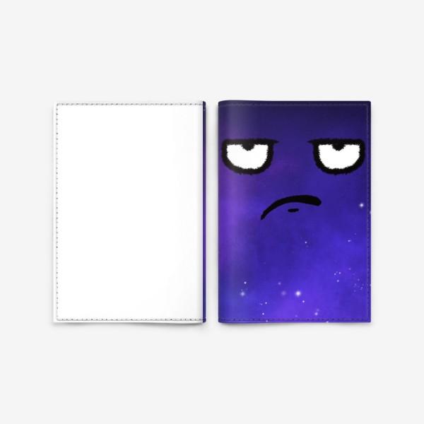 Обложка для паспорта «Ретроградный Меркурий»