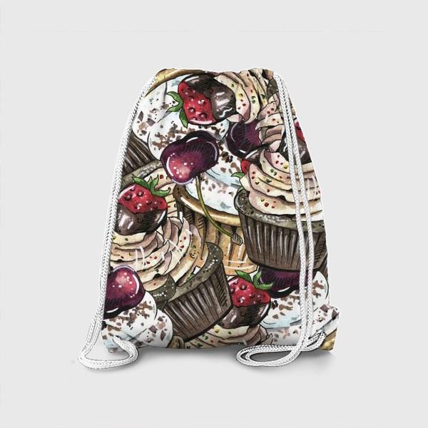 Рюкзак «Сладкий принт»