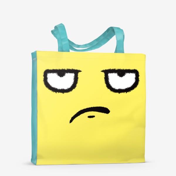 Сумка-шоппер «Недоволен»