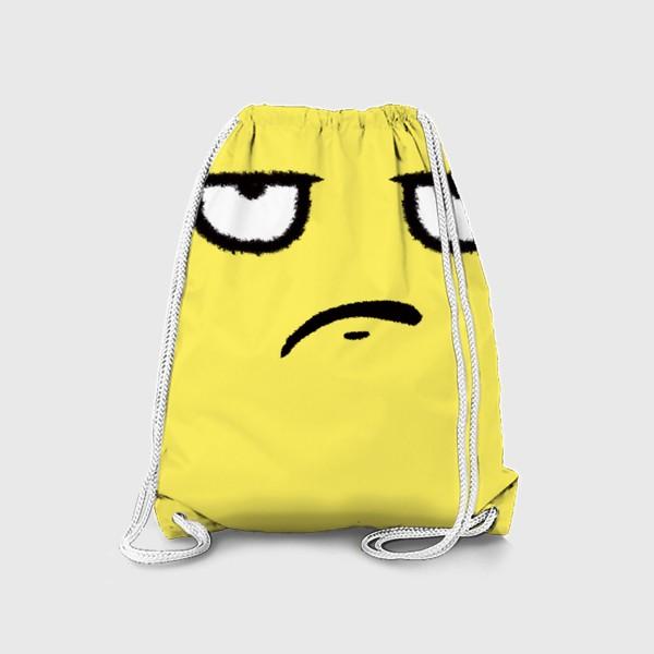 Рюкзак «Недоволен»