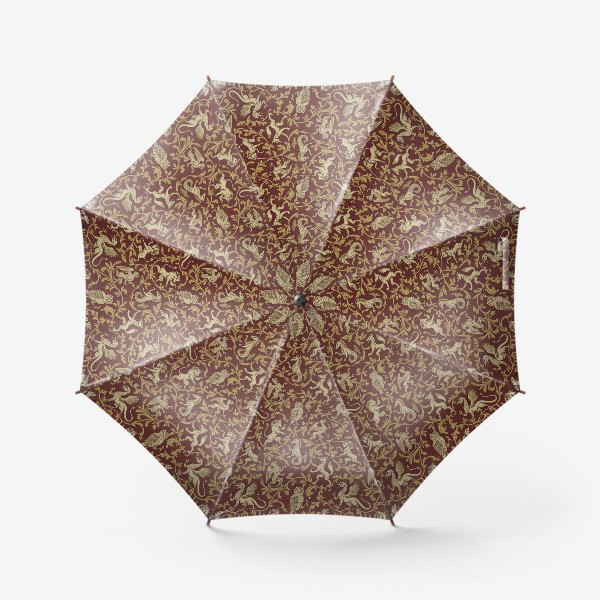 Зонт «Фантастические звери»