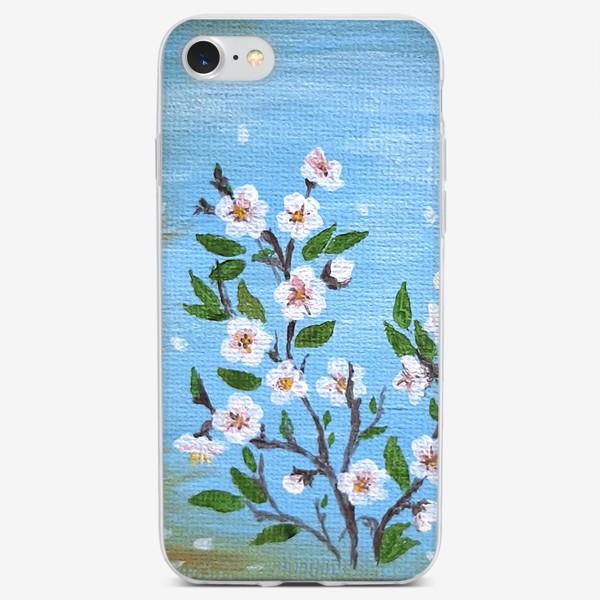 Чехол iPhone «Яблоня »