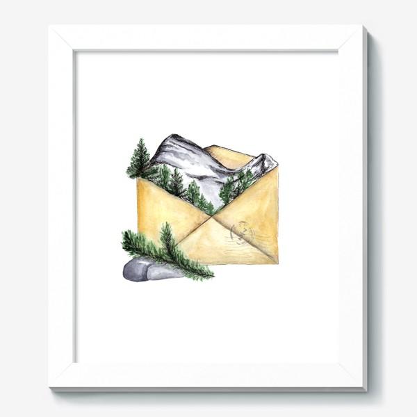 Картина «Горы. Красная поляна. Сочи.»