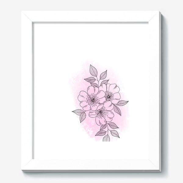 Картина «Цветущая яблоня 2»