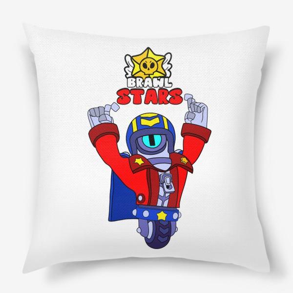 "Подушка «Brawl Stars ""Сту""»"