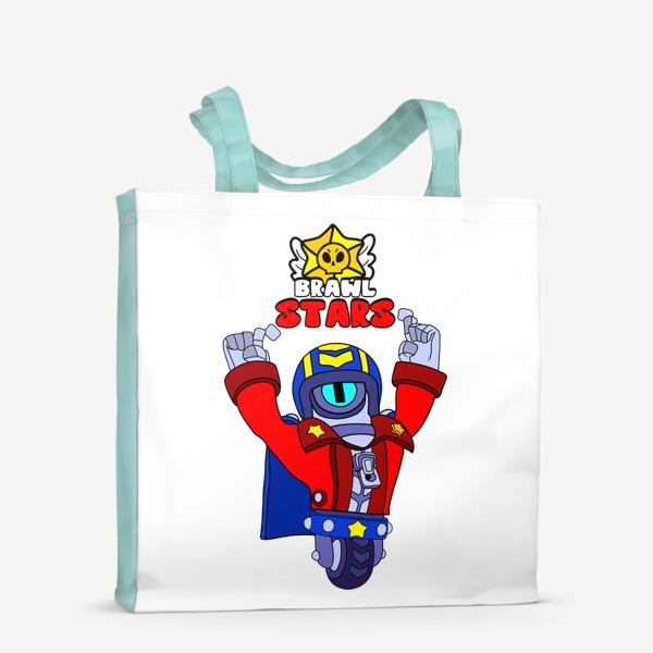 """Сумка-шоппер «Brawl Stars """"Сту""""»"""