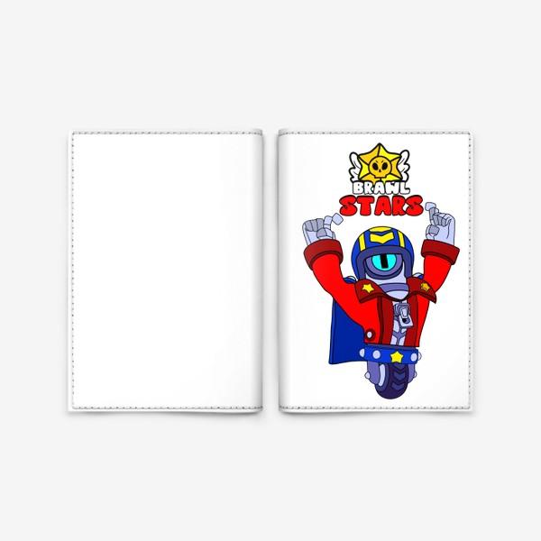 """Обложка для паспорта «Brawl Stars """"Сту""""»"""