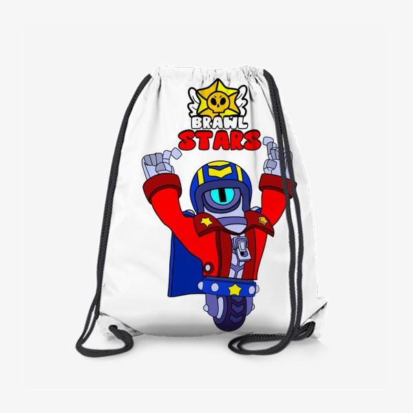 "Рюкзак «Brawl Stars ""Сту""»"