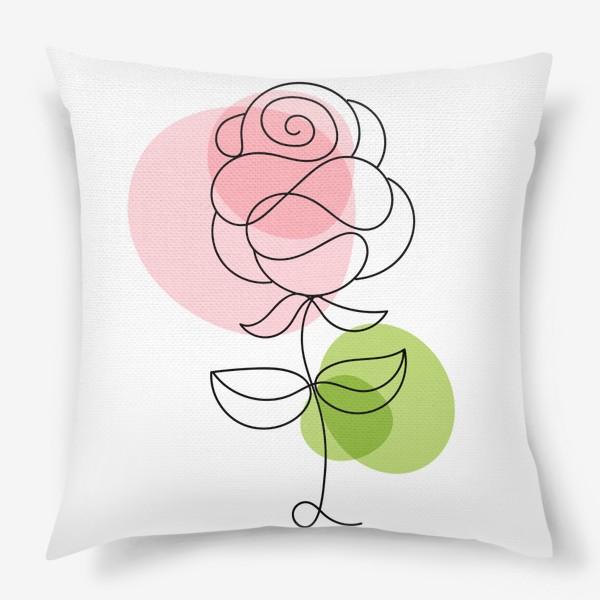 Подушка «Roses»