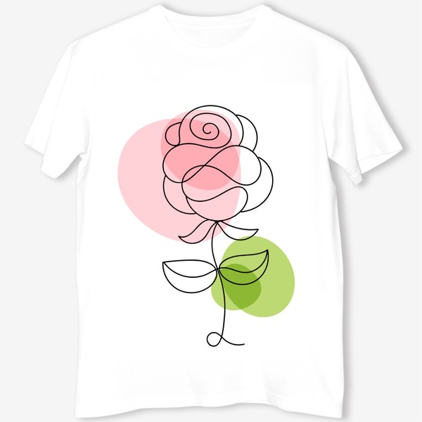 Футболка «Roses»