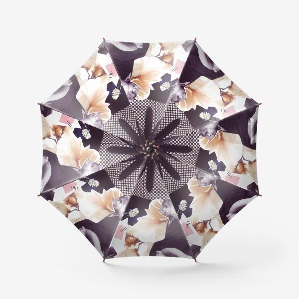 Зонт «Коллаж Девочка»