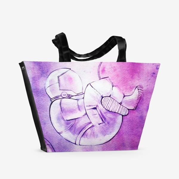 Пляжная сумка «Глубокий космос»