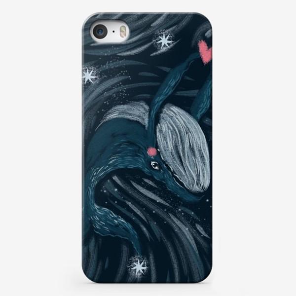 Чехол iPhone «Кит »